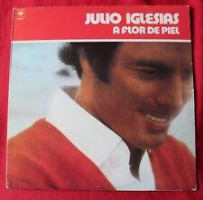 Julio Iglesias, a flor de piel, LP - 33 tours