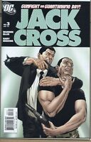 Jack Cross 2005 series # 3 very fine comic book
