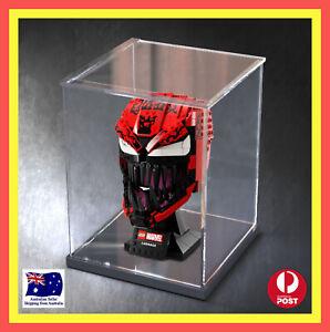 LEGO Spider-Man Carnage 76199 Acrylic Display Box. [AU STOCK]