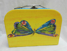 Very Hungry Caterpillar / Butterfly Suitcase Style Storage Box - Small - NEW