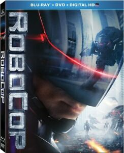 RoboCop Blu Ray Disc Authentic Includes Digital HD Instant Streaming Brand New