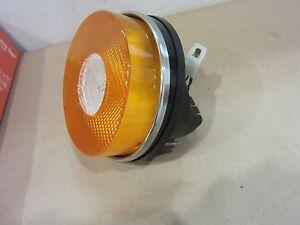 Ferrari 400 400i 412 Rear Turn Signal Reverse Light Has Chrome Ring Part# 110054