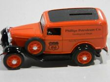 Ertl 1/25 Scale Diecast Bank 1932 Ford Powder Truck Phillips Petroleum Company