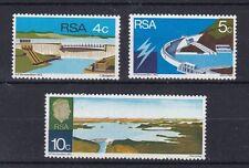 Sud Africa South Africa 1972 Inaugurazione della diga Verwoerd 332-34 MNH