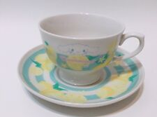 Us Seller Japan Cinnamoroll Teacup with Plate Set