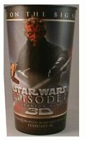 Star Wars Episode I 3D Movie Theater Exclusive 44 oz Plastic Cup