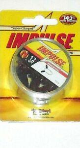 "Northland Tackle Impulse 1.5"" Minnow Head Trailers (Bleeding Shad-12/pk)"