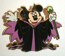 Disney Minnie Mouse Halloween Series Dressed as Maleficent Sleeping Beauty Pin