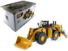 CAT CATERPILLAR 994K WHEEL LOADER W/ OPERATOR 1/50 BY DIECAST MASTERS 85505