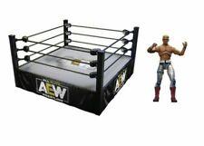 Todos los Elite lucha libre Anillo de Jazzwares con Reino Unido exclusivo Cody figura AEW
