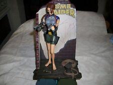 Lara Croft - Tomb Raider Diorama - Statue in wet suit (Eidos)
