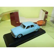RENAULT FREGATE BERLINE 1963 Bleu ELYSEE ELY565 1:43