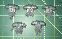 Grey Knights Backpacks Warhammer 40K Space Marine Bits