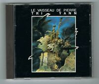 ♫ - TRI YANN - LE VAISSEAU DE PIERRE - CD 20 TITRES - 1988 - TRÈS BON ÉTAT - ♫