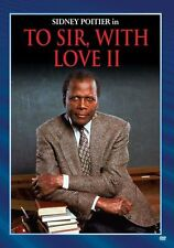 TO SIR WITH LOVE II 2 (1996 Sidney Poitier)  Region Free DVD - Sealed