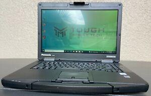 Panasonic Toughbook CF-54 MK1 Core i5-5300U 8GB RAM 256GB SSD Win10 Pro TOUCHSCR