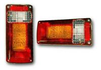 E MARKED RIGHT REAR LIGHT UNIT TAIL LAMP I V E C O DAILY 2006 AMP 1.5 SOCKET OEM 69500026