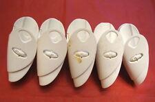 5 Emanatori vuoti diffusori deodorante presa per ambienti Johnson Air Freshener