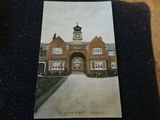 The Quorn Kennels Entrance Postcard Kirby Bellars Leicestershire - 20623