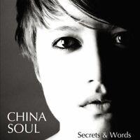 CHINA SOUL Secrets & Words (2010) 11-track CD album NEW/UNPLAYED David