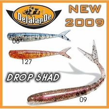 5er Pack Delalande Drop Shad´s Farbe 06 NEW