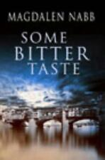 Some Bitter Taste: A Marshal Guarnaccia Mystery, Nabb, Magdalen, Used; Good Book