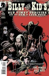 Billy the Kid's Old Timey Oddities and the Orm of Loch Ness #2 VF/NM; Dark Horse