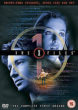 The X-Files - Series 1 - Complete (M-Lock Packaging) (DVD, 2004)