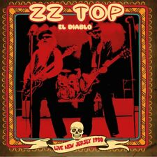 ZZ TOP - El Diablo… Live New Jersey 1980. New 2CD + sealed ** NEW **