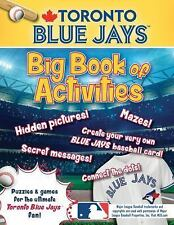 NEW - Toronto Blue Jays: The Big Book of Activities (Hawk's Nest Activity Books)