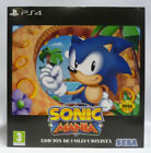 SONIC MANIA COLLECTOR'S EDITION PS4 PAL NEW EUROPEAN PLAYSTATION 4 REGION FREE