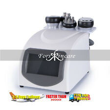 5in1 40K Cavitation Ultrasonic Weigh Loss Vacuum RF Anti Cellulite Machine Spa