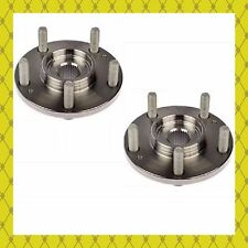 FRONT WHEEL HUB ONLY FOR 2014-2018 FORD TRANSIT CONNECT PAIR FAST SHIPPING
