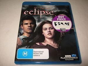 The Twilight Saga - Eclipse - Blu-Ray - Region B