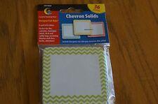 TCR 0829 Colorful Chevron Frames Mini Bulletin Board Classroom Decorations