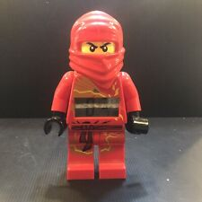 "LEGO Ninjago - Digital Alarm Clock Kai Figure 2011 Keeps Time 9.5"" Tall"