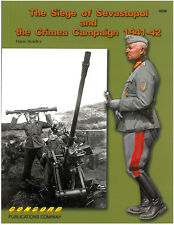 The Siege of Sevastopol and the Crimea Campaign Concord Publications 6538