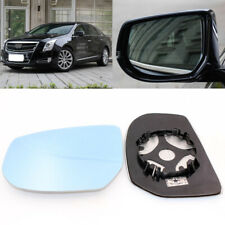 For Cadillac XTS 2013-2017 Side View Door Mirror Blue Glass With Base Heated