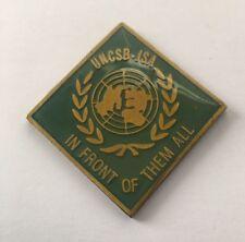 UNCSB-JSA Camp Bonitos Pan Mun Jum DMZ Challenge Coin A32