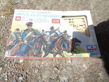 1/72 ESCI ERTL Napoleonic British Light Dragoons 36 plastic PIECES in sealed box