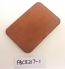 Mercedes SL SLC 107 Tan Fuse Cover. Footwell panel fuse box cover.