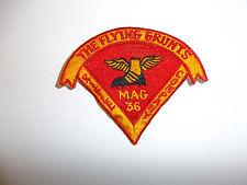 b8561 USMC Vietnam The Flying Grunts MAG 36 Rifle Company Marine Air Group R5T