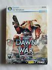 Warhammer 40,000 Dawn Of War Ii Pc Dvd-rom Computer Game 2009 Thg Relic Ent.