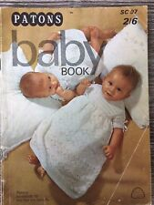 6824121a4 patons baby book