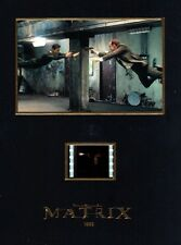 "MATRIX 1999 Sci-Fi Action Movie 5"" x 7"" SENITYPE FILM CELL and ART GRAPHIC PHOTO"