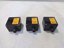 Lot Of (3) Raychem Single Entry Power Connection W/ Junction Box Jsb-100-A