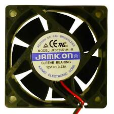 12V DC JAMICON Cooling Fan 4500RPM 60x60x25mm