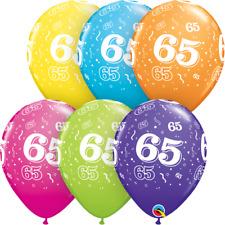 "5 SILVER 25th Wedding Anniversary 12/"" Superprint Premium Pearlised Balloons"