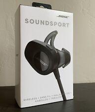Bose SoundSport In-Ear Only Headphones - Black