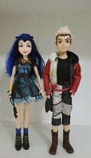 Disney Descendants Carlos And Evie Dolls Isle of the Lost excellent condition